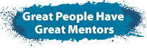 Great People Have Great Mentors
